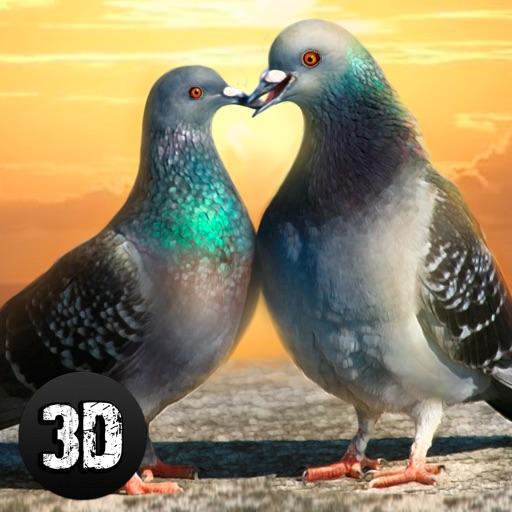 Pigeon Bird Survival Simulator 3D Full iOS App