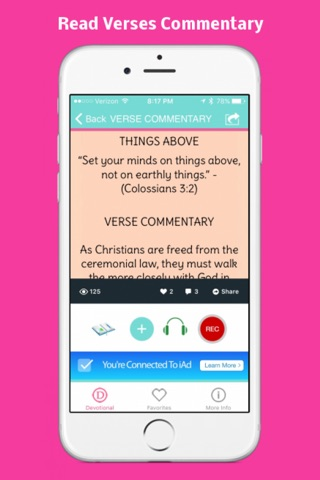 Proverbs 31 Devotionals Pro screenshot 2