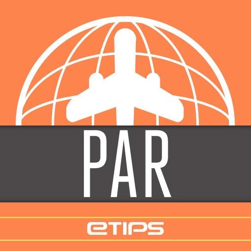 巴黎:Paris: Travel Guide【离线地图+AR实境】