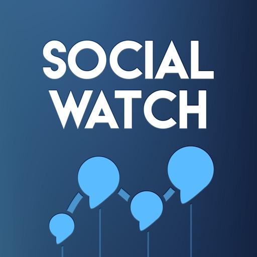 Social Watch – следите за аккаунтами в соц сетях