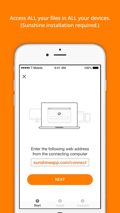 download Sunshine - Stream & Transfer Media From Any Device apps 2