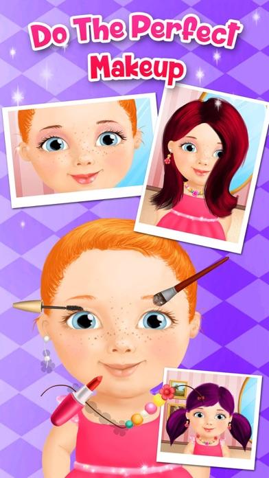 Sweet Baby Girl Beauty Salon Screenshot