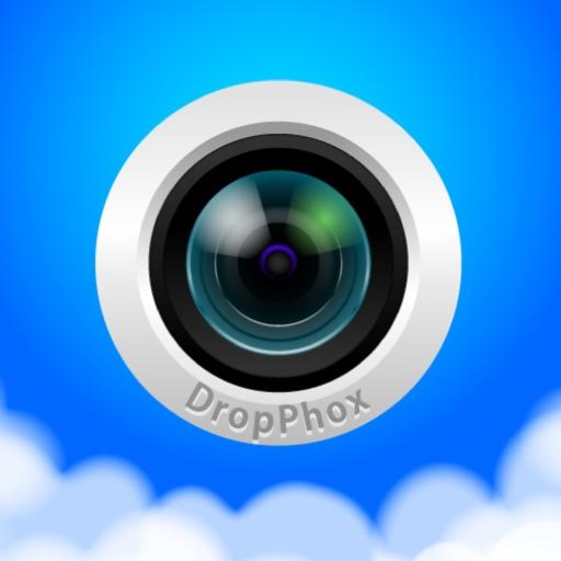 DropPhox - Snap,compress & send photos for Dropbox