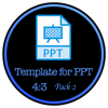 Templates for PPT(4x3 size)