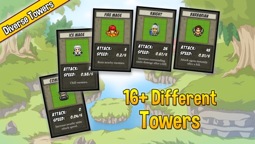 Innotoria Tower Defense Screenshot
