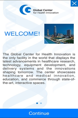 Global Center for Health Innovation screenshot 2