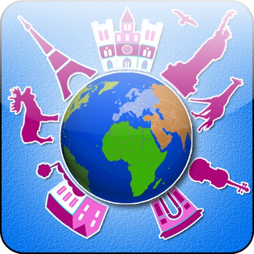 Map My Globe Full iOS App