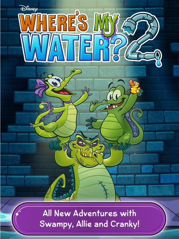 Screenshot #5 for Where's My Water? 2
