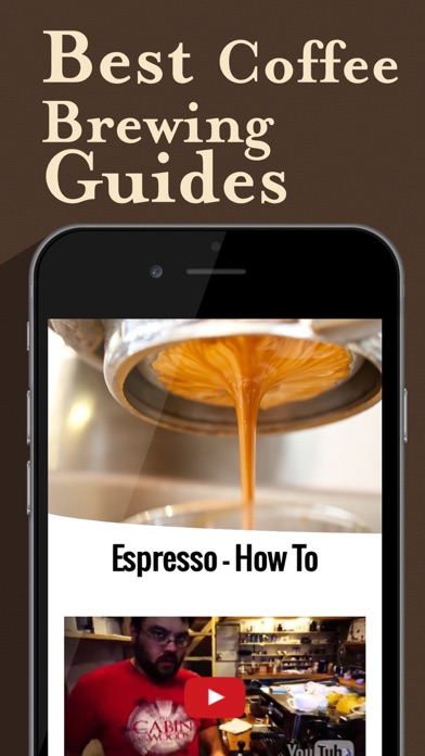 Coffee Lovers Magazine review screenshots