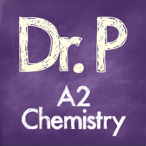 Dr. P A2 Chemistry Definitions Revision iOS App