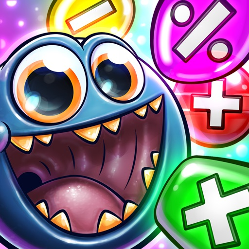 Monster Maths: Free Test Practice for Primary kids
