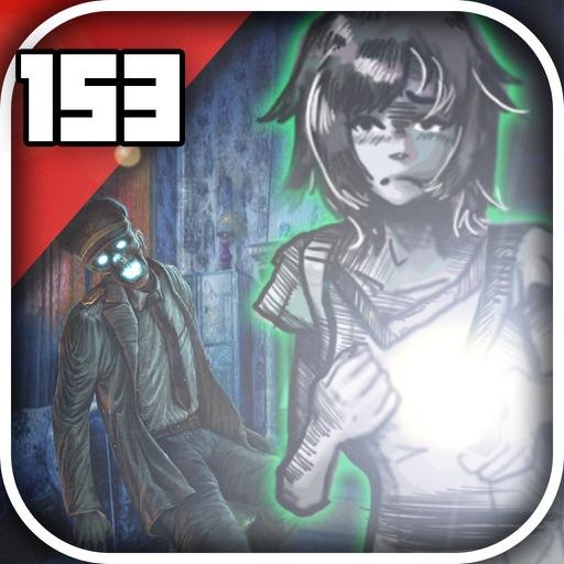 Escape Diary 153 - Dark Room iOS App