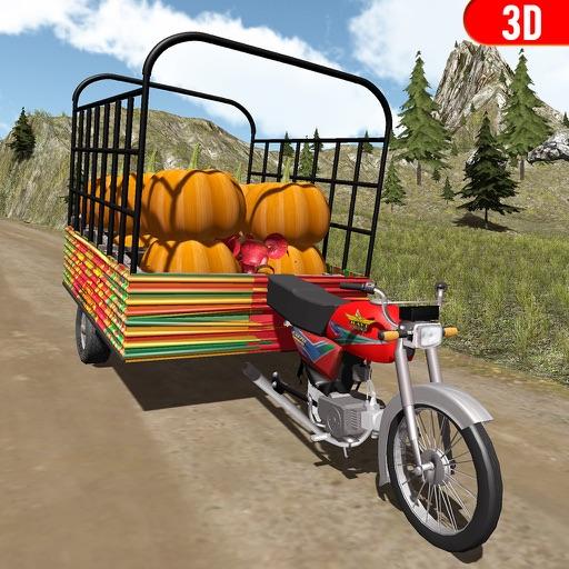 Off-Road Tuk Tuk Auto Rickshaw Food Truck iOS App