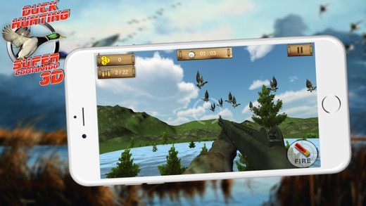 Duck Hunting Super Commander Screenshots