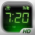Alarm Clock HD Free - Digital Alarm Clock Display icon