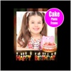 Cake Photo Frames-Best Sweet Wishes Free Images HD