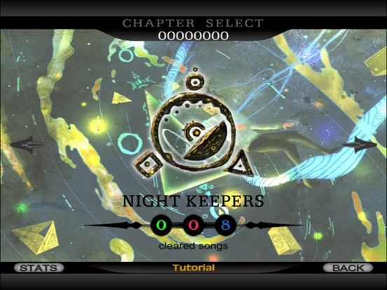 Screenshot #2 for Cytus