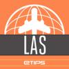 Las Vegas Travel Guide and Offline City Map & Rail