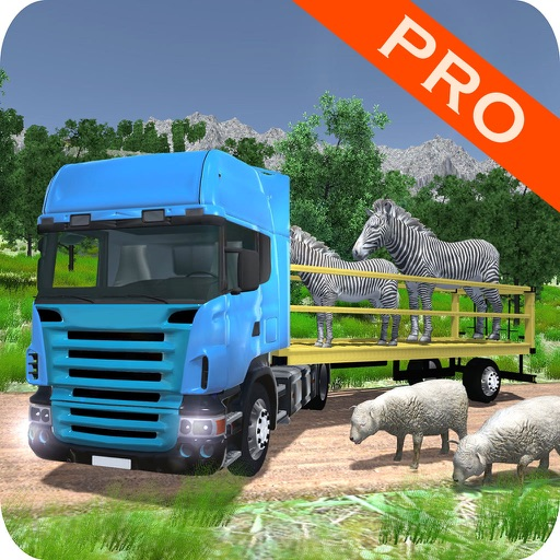 Offroad Animal Transport Truck Driving: Pro Driver iOS App
