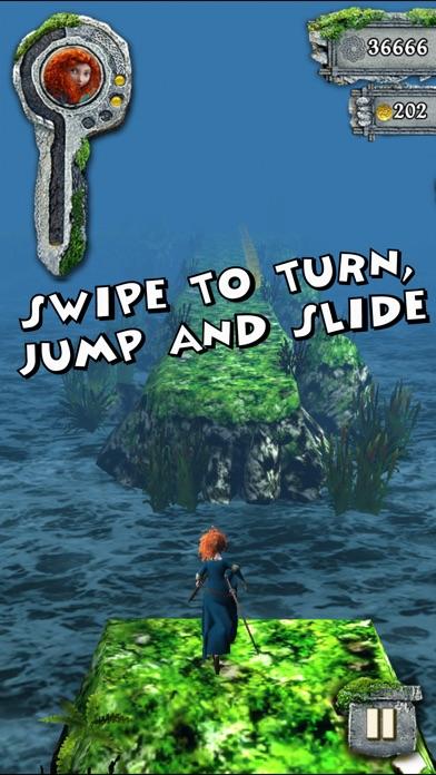 Screenshot #7 for Temple Run: Brave