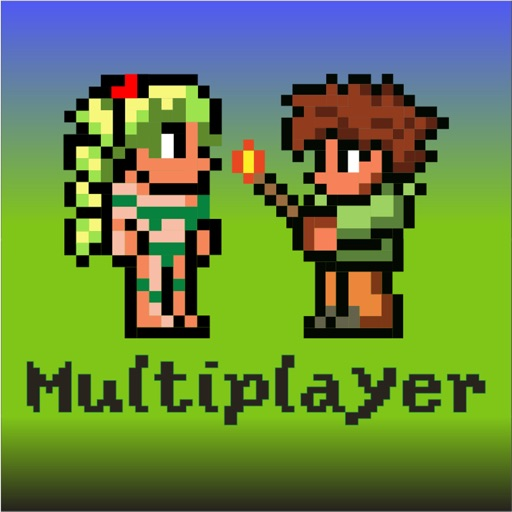 Multiplayer Terraria edition