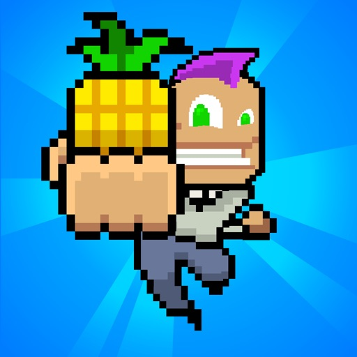 Find Pineapple Pen - Apple Brofist iOS App