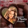 Chocolate Photo Frames Best Dark Sweet 3D Pics Art
