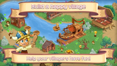 Screenshots of Village Life: Love, Marriage and Babies for iPhone
