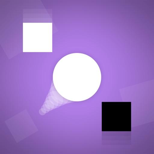 Kubix - Catch the white squares