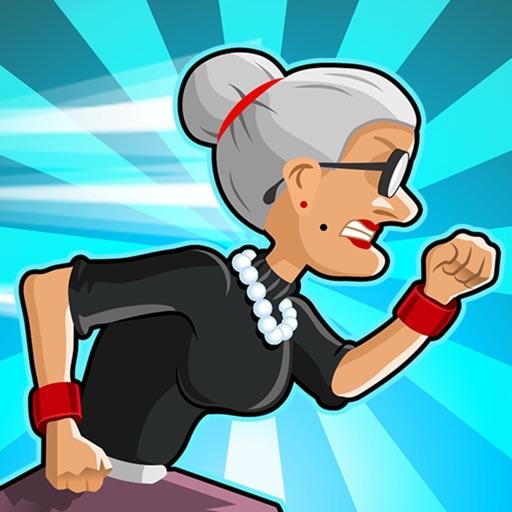 怒奔奶奶:Angry Gran Run