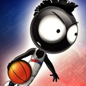 火柴人篮球 2017 – Stickman Basketball 2017 [iOS]