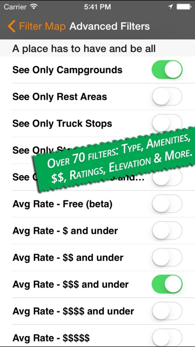 download Camp & RV - Tents to RV Parks apps 0