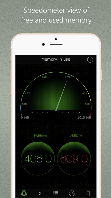 Screenshot #8 for Battery Max - With System Monitor Add-on