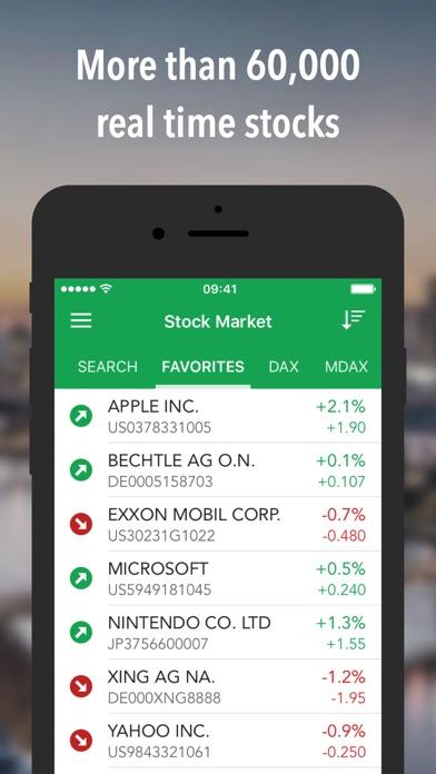 Stock market game report