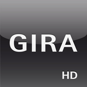 gira homeserver facilityserver hd app voor iphone ipad. Black Bedroom Furniture Sets. Home Design Ideas