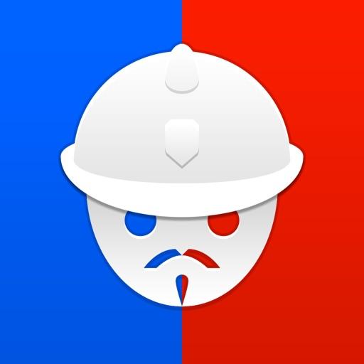 BattleParis iOS App
