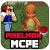 Pixelmon Maps and skins download for minecraft PE