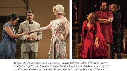 Opera Magazine review screenshots