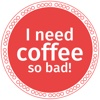 Stickers for Coffee Lovers coffee lovers