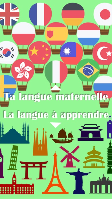 Apprendre le français & l'alphabet -FlashCard bébéCapture d'écran de 2