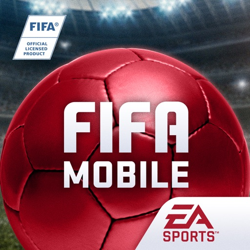 FIFA Mobile Soccer app for ipad
