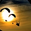 Paraglider Wallpapers HD:Quotes with Art