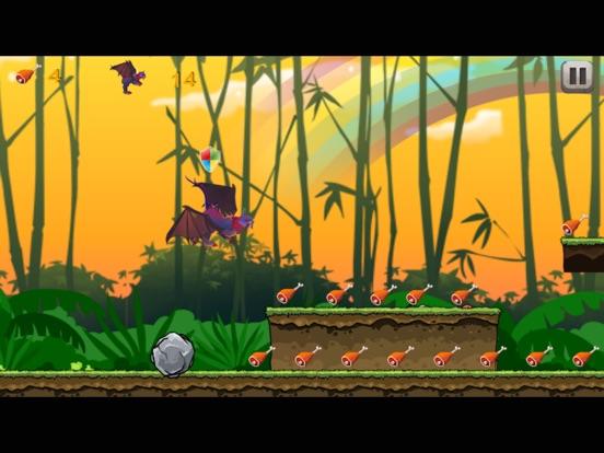 Super monster run adventures in monkey jungle-ipad-1