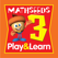 Mathseeds Play and Learn 3 App Icon Artwork