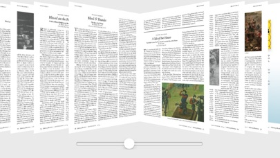 Literary Review review screenshots