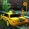 Taxi Driver 3D-Extreme Taxi driving & parking game taxi