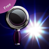 Magnifying Glass with Light Free