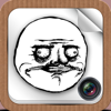 Troll Face Camera - Funny Rage Faces Comics Editor