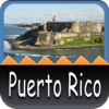Puerto Rico Offline Map Travel Guide