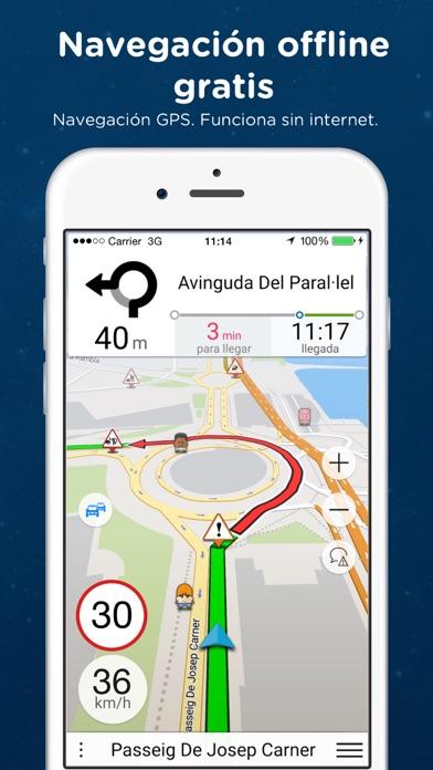 download Navmii GPS Canadá: Navegación sin conexión apps 3